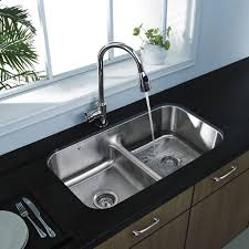Vigo Stainless Steel Faucet Best 25 Stainless Steel Double Sink Ideas On Pinterest Double