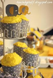 yellow and gray baby shower yellow gray baby shower ideas baby shower gift ideas