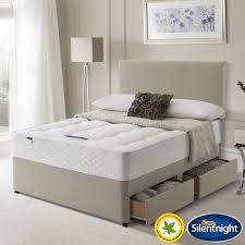 Divan Bed Set Silentnight Bexley Miracoil Orthopaedic King Size Divan Bed Set