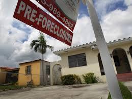 foreclosure process hammers florida u0027s housing market npr