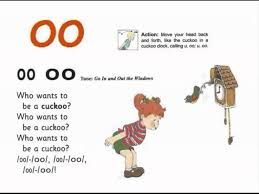jolly phonics oo song from read australia having fun with phonics