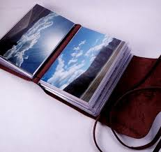 4x6 leather photo album 4x6 leather wrap photo album holds 96 pictures