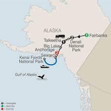 Alaska Inside Passage Map by Alaska Vacation Packages Anchorage Inside Passage Alaska