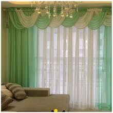 Valance And Drapes Popular Waterfall Valance Curtains Buy Cheap Waterfall Valance