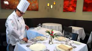 Formal Table Setting Formal Table Setting With Chef Gleason Youtube