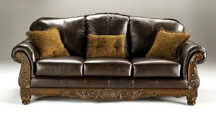 cherry brown leather sofa leather sectional for sale sofa living room idolza