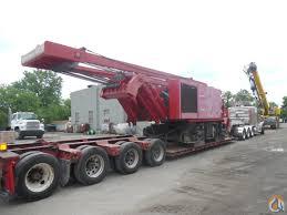 4735 lke 220 ton manitowoc crawler crane for sale or rent in