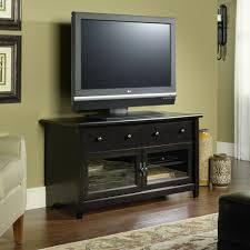 Corner Tv Cabinet For Flat Screens Furniture Sauder August Hill Corner Tv Stand Sauder Night