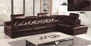 canapé coin lizz salon officethailand coin canapé en cuir canapés avec appui