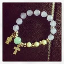 diy rosary diy rosary bracelet project on craftsy bead it