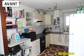 plan de cuisine avec ilot rénovation de cuisine sur mesure avec ilôt central en bois massif
