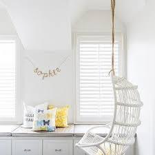 Hanging Seats For Bedrooms by Teen Bedroom Hanging Chair Design Ideas