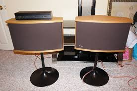 Bose 901 Pedestal Speaker Stands Bose 901 Series Vi Speakers Latest Edition Floor Stands Like New
