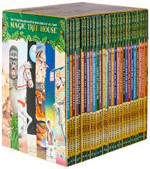 Pope Vacation Home Amazon Com Magic Tree House Boxed Set Books 1 28 9780375849916