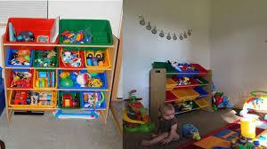 Disney Toy Organizer Tot Tutors Toy Storage Organizer How To Store Kids Toys Youtube