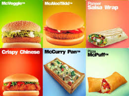 strange mcdonald s menu items around the world more