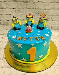minions cake 3 minions cake birthday cake for kids creme castle