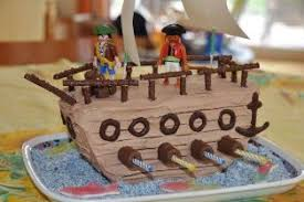 pirate ship cake ship cake recipe
