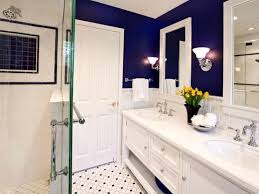 Bathroom Ideas Blue And White Navy Blue And White Bathroom Fresh Blue White Bathroom Ideas Gail