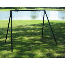 metal porch swing frame home design styles