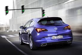 Opel Vauxhall Astra Opc Vxr Gets 280 Hp Most Powerful Astra