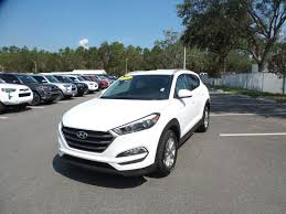 pre owned 2016 hyundai tucson se sport utility in jacksonville