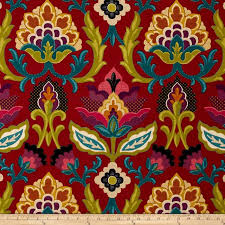 Waverly Home Decor Fabric Waverly Isadora Fiesta Discount Designer Fabric Fabric Com