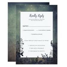 cards for marriage floral greenery vintage rustic wedding rsvp cards wedding