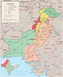 Northern Asia Map by Political Map Of Pakistan Map Capital Islamabad K2