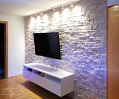 Wohnzimmer Ideen Tv Wand Wohnzimmer Design Wand Stein Latest Schwarze Steinwand Fototapete