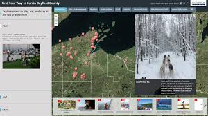 615 Area Code Map Land Records Bayfield County Wi Official Website