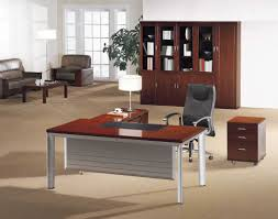 Cheap Modern Desk Interior Minimalist Home Office Desk Wooden Top Affordable