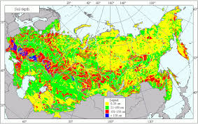 russia map coordinate system projection for russia map geographic