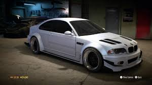 customized bmw 3 series need for speed 2015 bmw m3 e46 customization 1100 hp