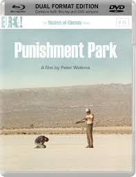 format dvd bluray punishment park blu ray united kingdom