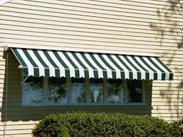 Striped Awning Maxi Window Awning Retractable Deck U0026 Patio Awnings Sunair