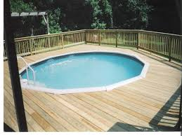 above ground pool deck images u2014 home landscapings above ground