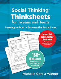 ideas collection worksheets teaching social thinking related