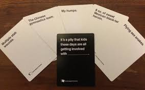 buy cards against humanity you can help contribute to an australian edition of cards against
