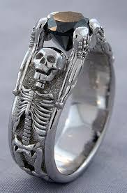 metal skeleton ring holder images 145 best ring stone images rings men rings and jpg