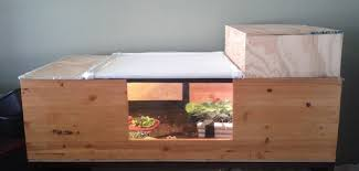 how to build a tortoise table leopard tortoise housing indoors for hatchlings
