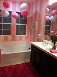Little Girls Bathroom Ideas by Really Like The Idea Of Having A Super Girly Bathroom Along With