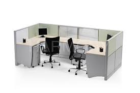 Office Workstation Desk Modular Office Desk Systems Home And Room Design