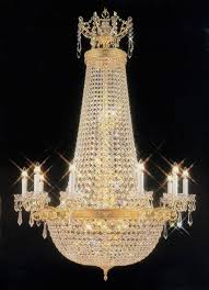 Ballroom Chandelier Ballroom Chandelier Empire With Candles Free Shipping In