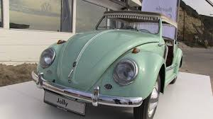volkswagen beetle concept classics revealed 1960 volkswagen beetle jolly concept car