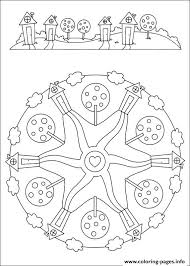 simple free mandalas 40 coloring pages printable