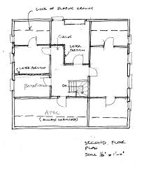 Golden Girls Floor Plan by The Simpsons House Floor Plan Print