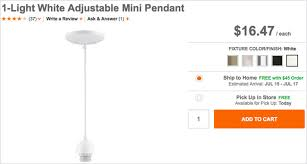 Mini Pendant Light Kit Converting A Lamp Into A Pendant Light Young House Love