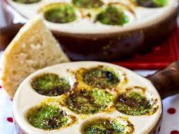 cuisiner les escargots recettes d escargots à l ail