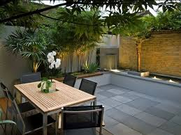 small courtyard designs patio contemporary with swan chairs 44 best outside decor images on beautiful gardens and